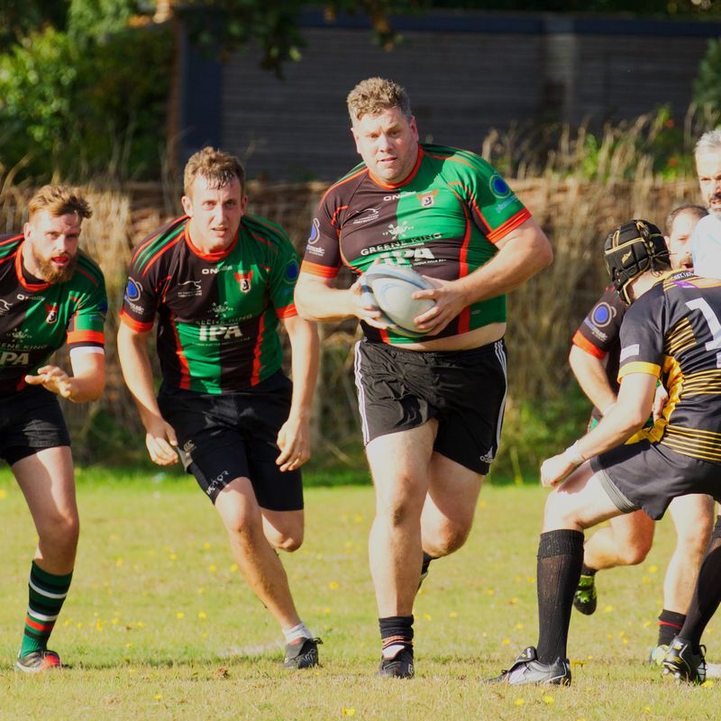 Aldeburgh & Thorpeness 33 Ipswich Thirds 15 report – Greens dominate at home