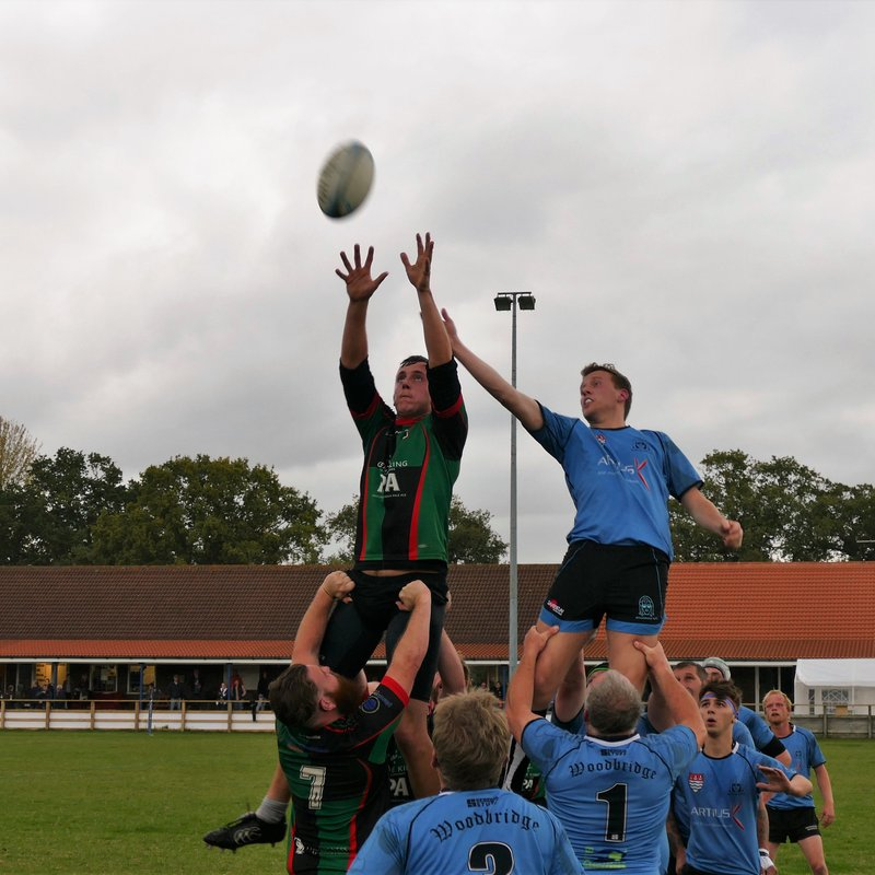 Woodbridge Victorious Against Aldeburgh on Derby Day