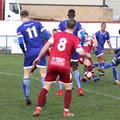 Glossop lose heavily