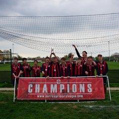 SPL League Cup Winners
