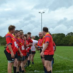 36 - 14 win over Dinton