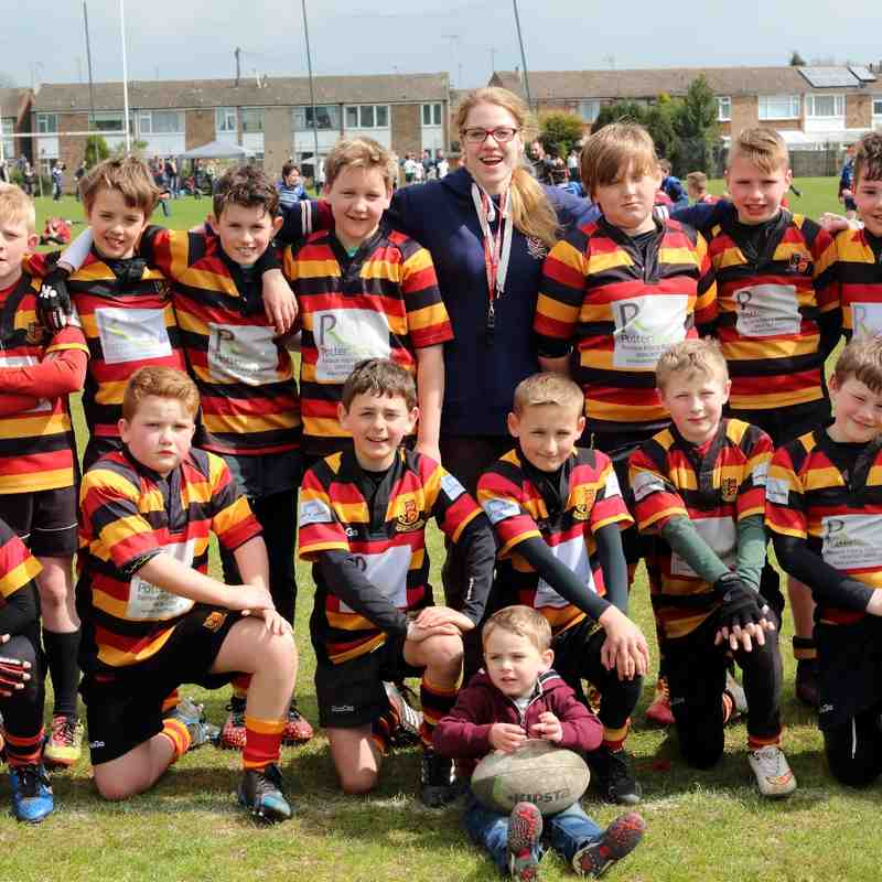 Coventry Tournament U11's