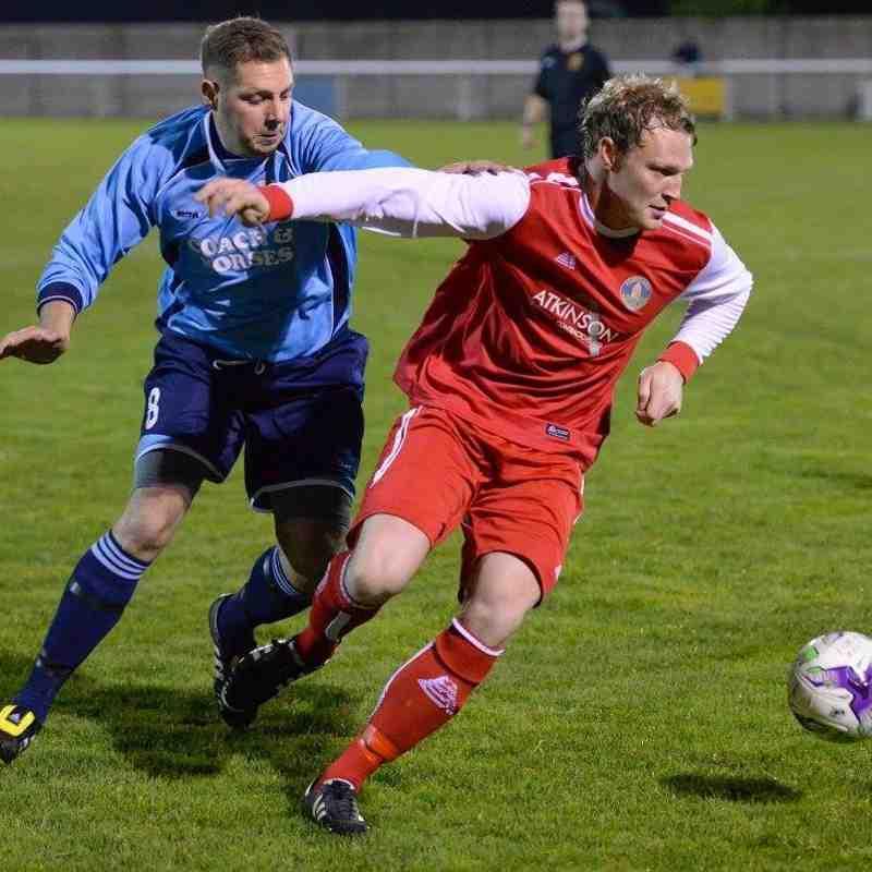 Penrith AFC 7 v AFC Carlisle 0 County Cup Copyright John France