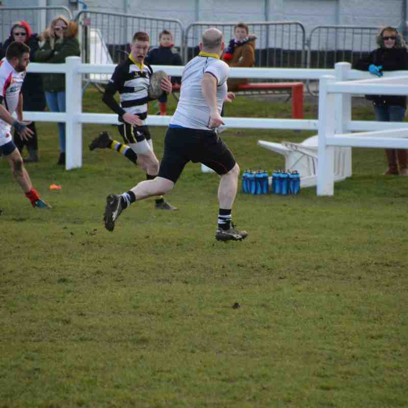 R & H 2nd XV ws Corby in 73-0 demolition