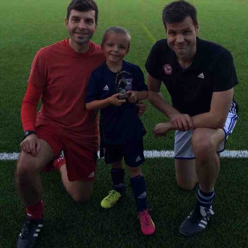 Trainer Of The Week - Haverhill Rovers U7 Red