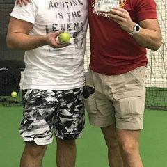 Tennis tournament