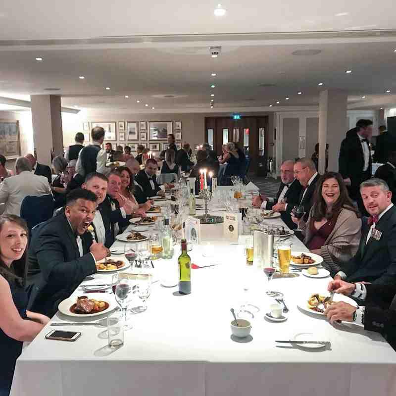 Soldiers League Black Tie Dinner 2018
