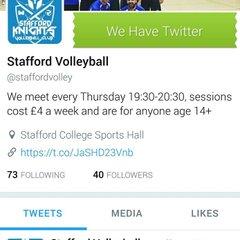 Stafford Volleyball Club