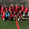Under 15 - Mid Sussex  beat Montpelier Villa 3 - 2