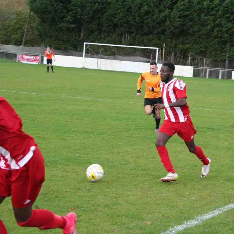 Redhill v Banstead Athletic 21/10/17