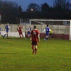 Ossett Town AFC 2 v 2 Clitheroe