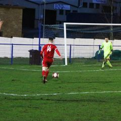 Glossop North End 3 v 3 Ossett Town - Sat 27th January 2018