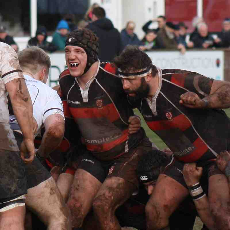 Teignmouth RFC v Launceston Feb 2018