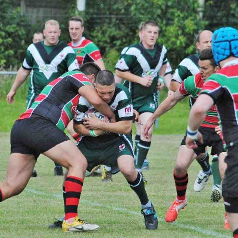 Coventry Dragons V Derby City 2014
