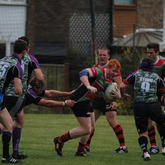 Coventry Dragons v Leicester Storm 19/07/14
