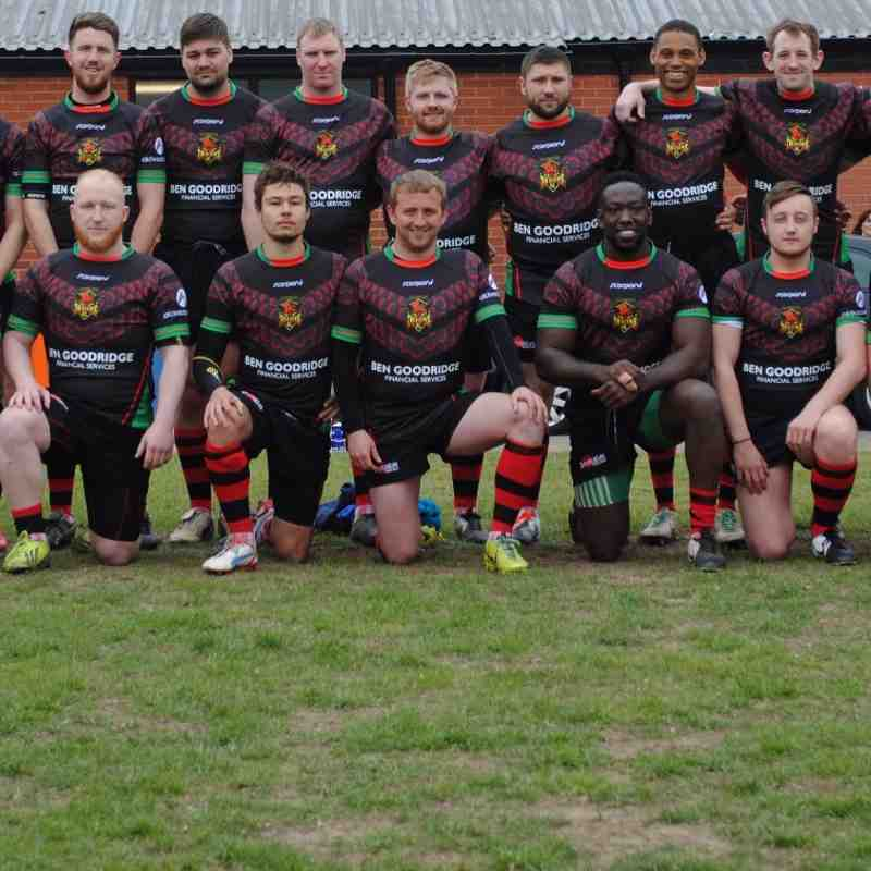 Coventry Dragonsvleicester Storm2015
