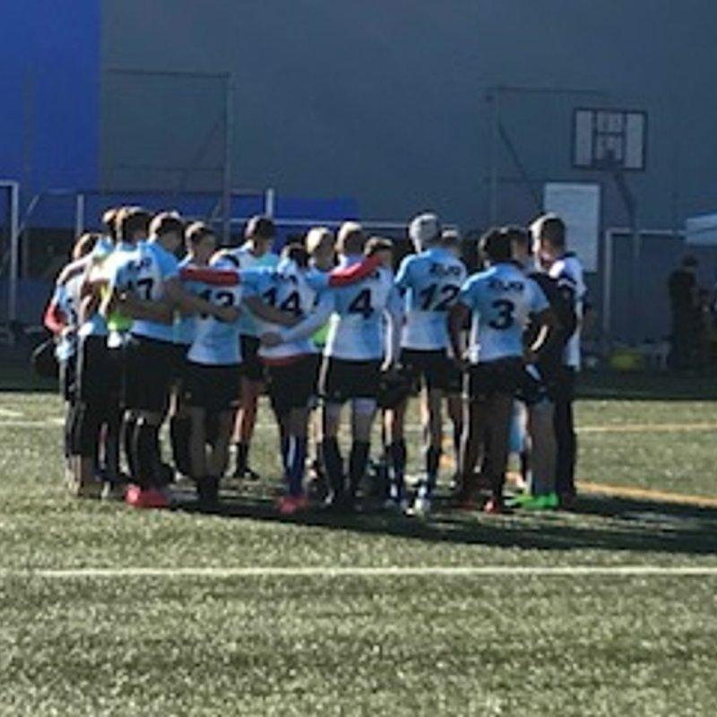 U16 vs Lausanne