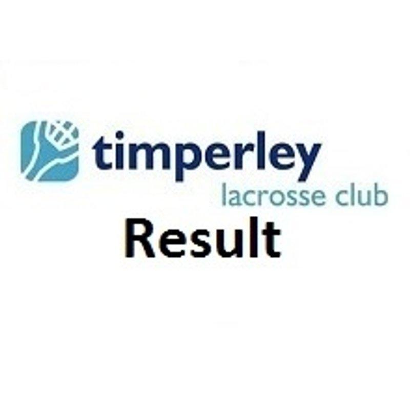 Mens B Team lose to Rochdale A 4 - 13