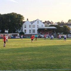 Bideford 1 Exeter City XI 3 - 10/07/18