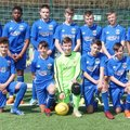 GRAYS U`15  `s  WHITE YOUTH AT ROMFORD GAME 22/4/19