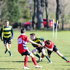under 16's Muntly v Orkney 25 March 2017 Caledonian Shield semi final