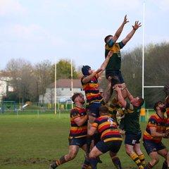 1st vs Gloucester Old Boys