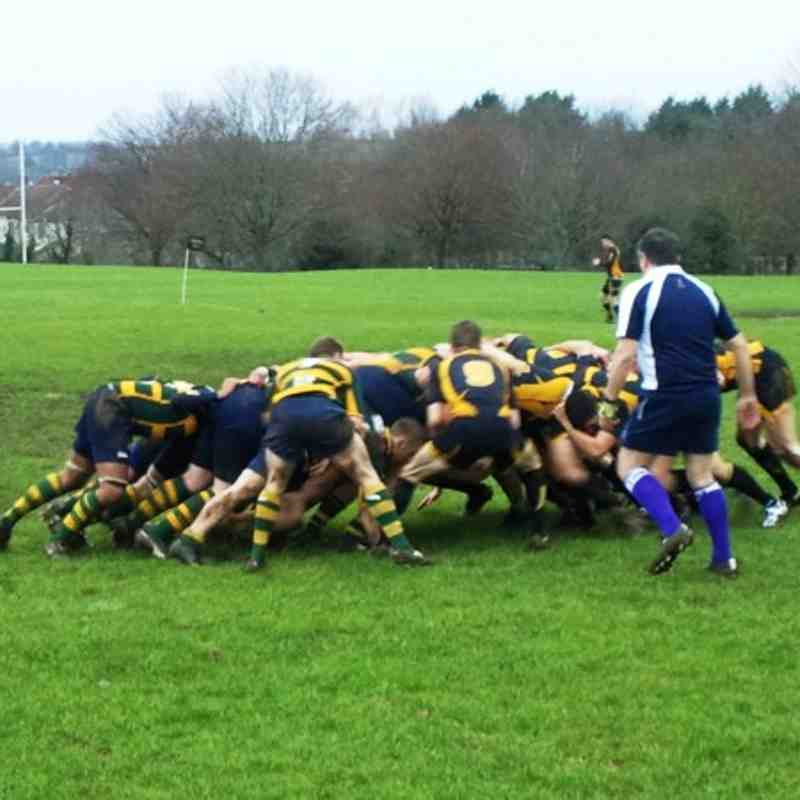 Wasps Vs Coney Hill 2nd XV