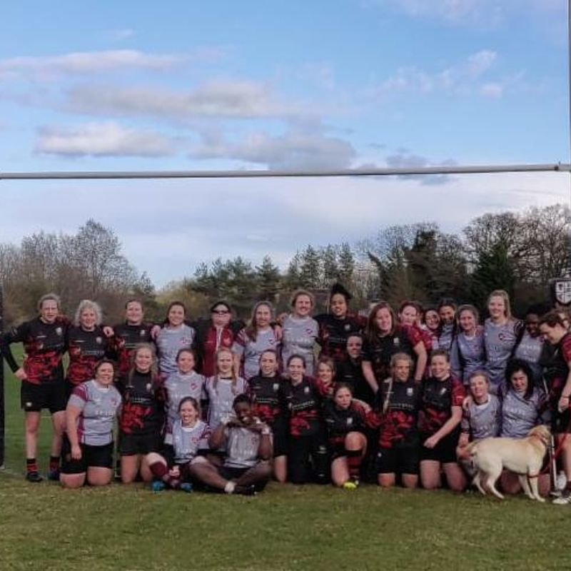 Match report: SCRFC Ladies vs Cuffley Ladies