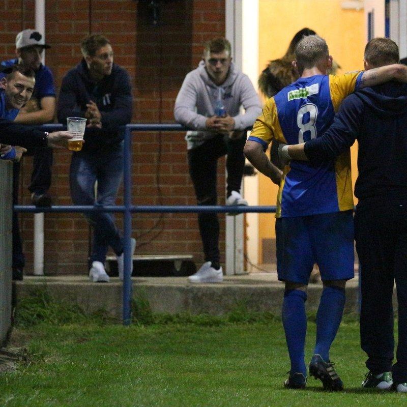 Bottesford Town F.C 1-0 Staveley MWFC