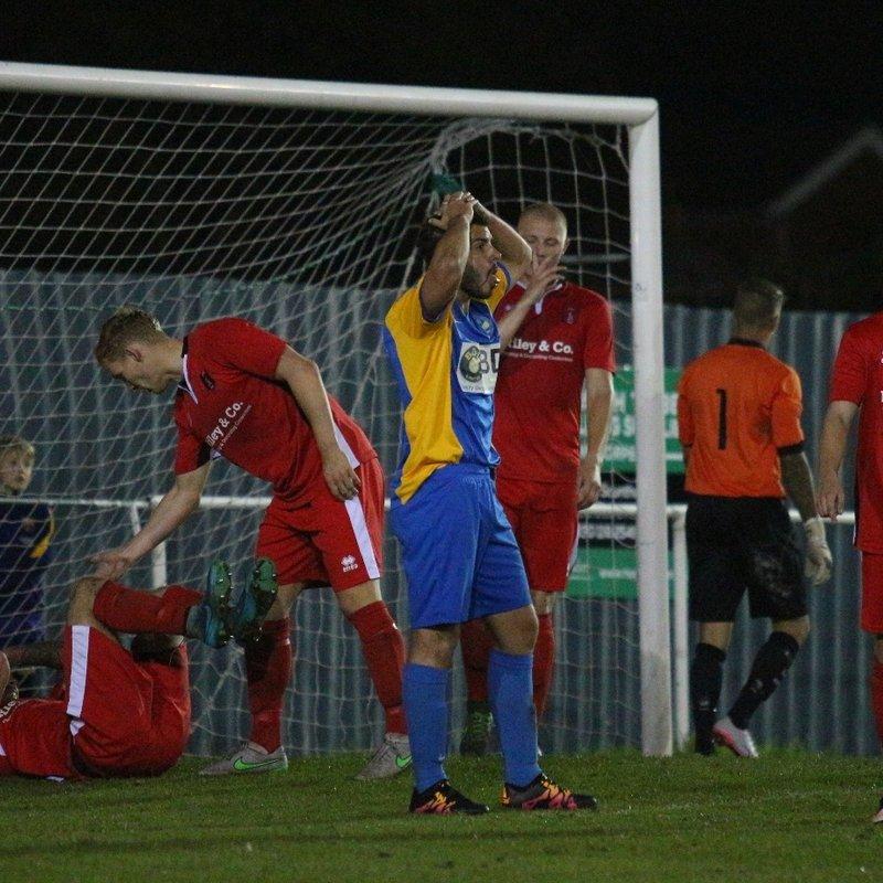 Bottesford Town F.C 1-1 Clipstone F.C