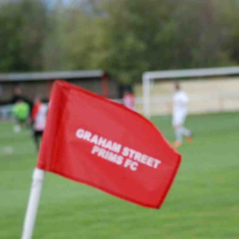 Graham Street Prims v Clifton All Whites 0-3