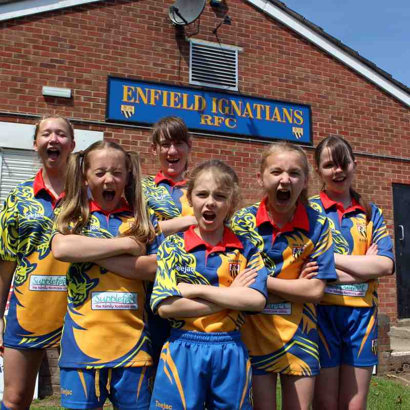 EIRFC Girls