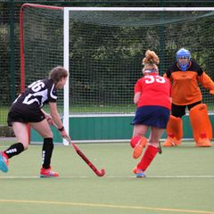 BDHC Ladies 2 vs Spilsby Sept 2017