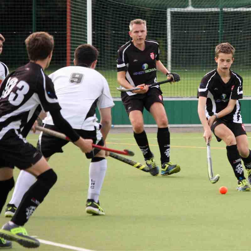 BDHC Mens 6 vs Leadenham Sept 2017