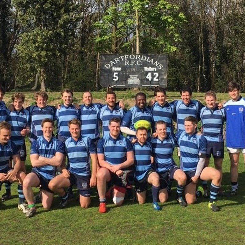 1st XV lose to Southwark 61 - 5