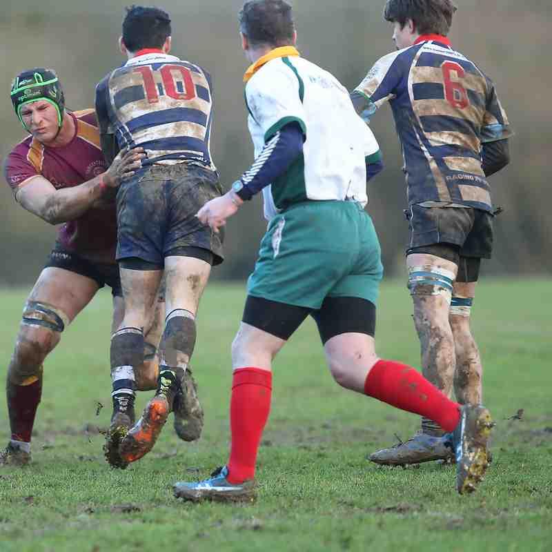 Towcester Dev vs Banbury 6/1/18 by James Rudd