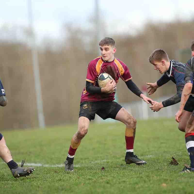 Tows U17 Academy vs Bedford by James Rudd