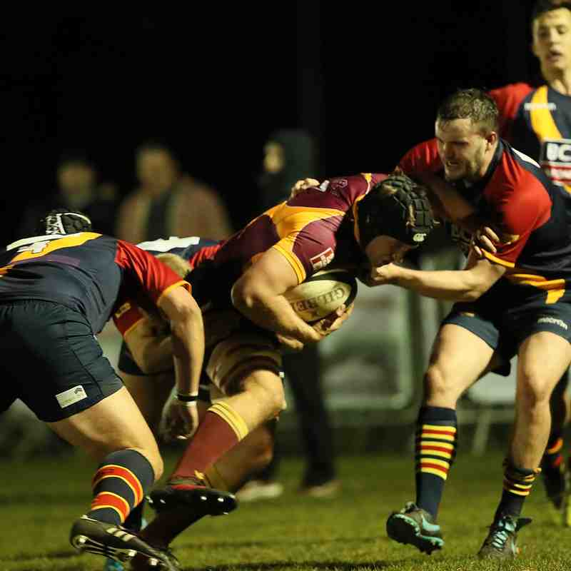 Tows 1st XV vs ON's 28/9/18 by James Rudd