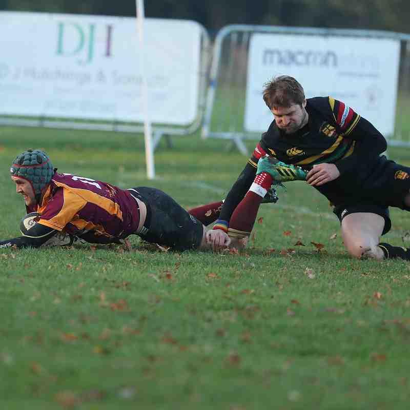 Tows 1st XV vs West Bridgford - Nov 2018 by James Rudd