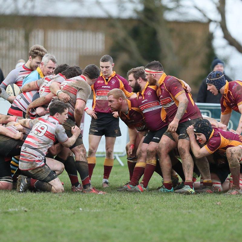 Match Report: Bugrooke 7 - 15 Towcestrians