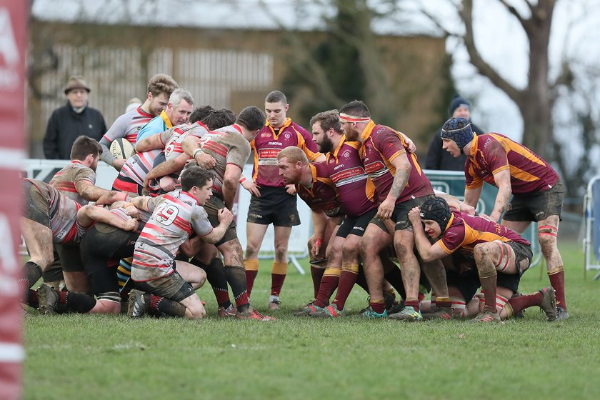 Match Report: Towcestrians 13 - 18 Wellingborough