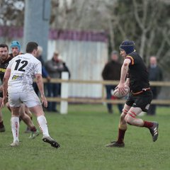 Rugby Lions vs Towcester 02/03/19 by James Rudd