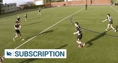 Principles of backline defence