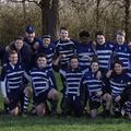 Harrow RFC U13/U14 10's vs. U15/U16 helping