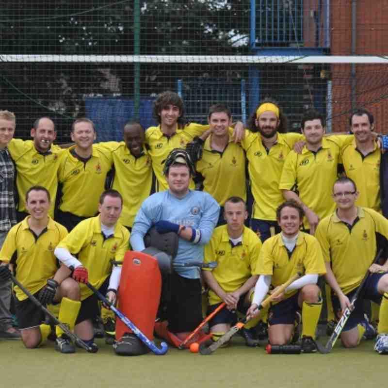 24/09/11 Sale Men 1 v South Cheshire Men 1s