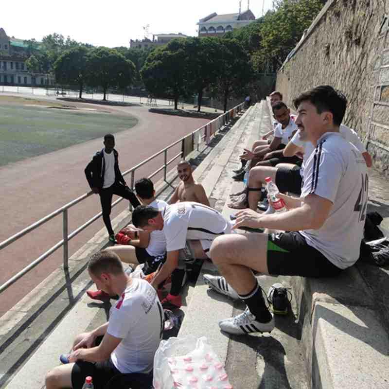 12/18 - Game 6 - Xiamen Division 11 a Side 2016/17