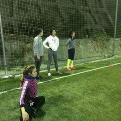 Women Training - 27/02