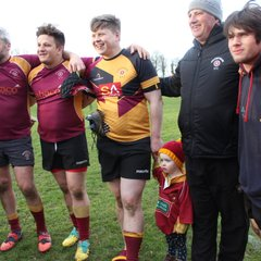 Tows Dev XV win against Nuneaton