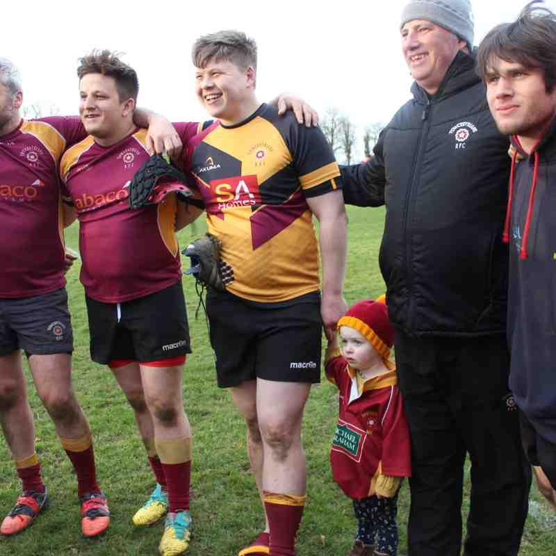 Tows Dev XV win against Nuneaton
