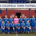 Sutton Coldfield Town Ladies vs. Leek Town